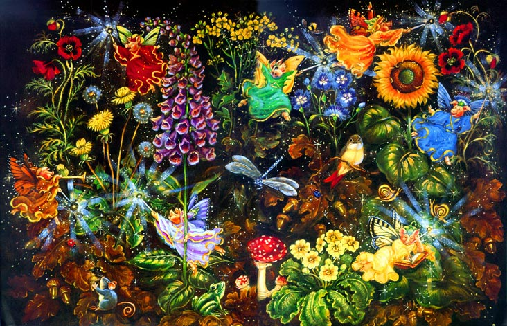 fairies-in-garden