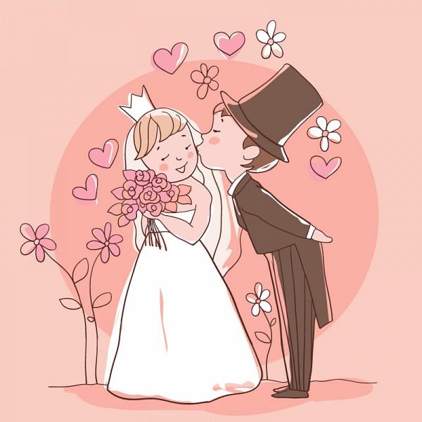 Vênus, encontros e casamento