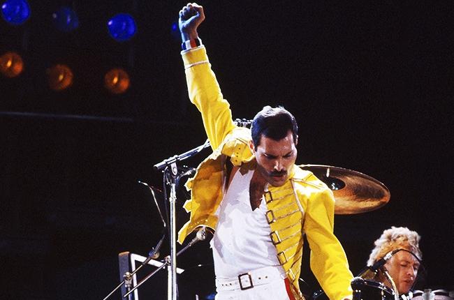 Freddie Mercury 05/09/1946 - Zanzibar Tanzânia