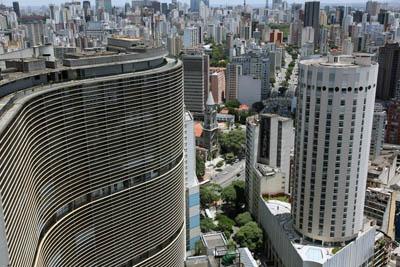 São Paulo aquarianamente