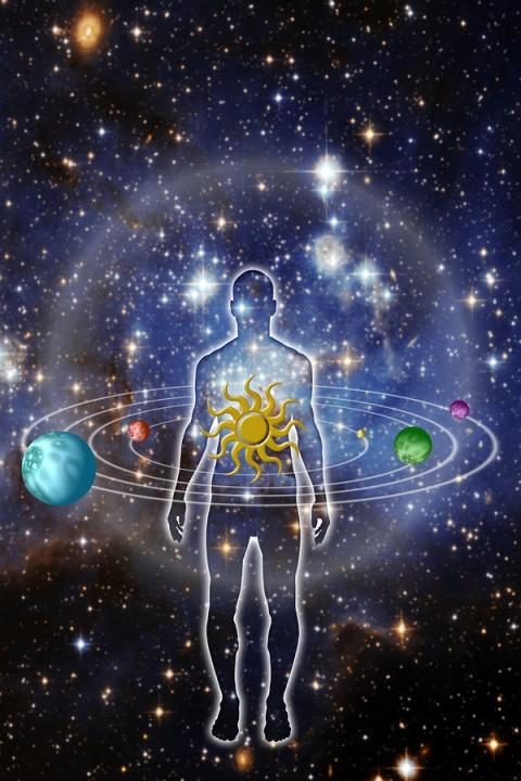 Planetas, influências e sensações. Influências dos planetas.