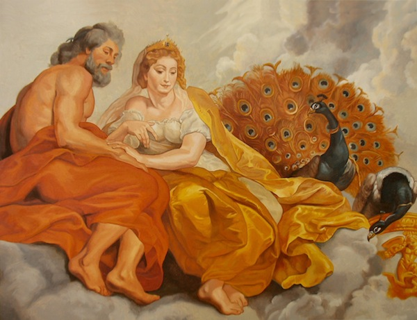 Astrologia Mitológica - Zeus e Hera - Sagitário, Libra e Touro